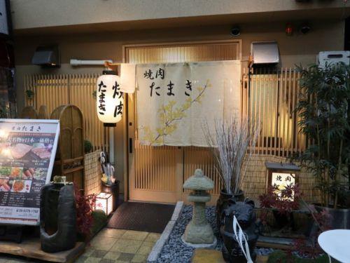 中崎商店街『焼肉たまき』黒毛和牛A5等級サーロインしゃぶしゃぶコースが始まりました。