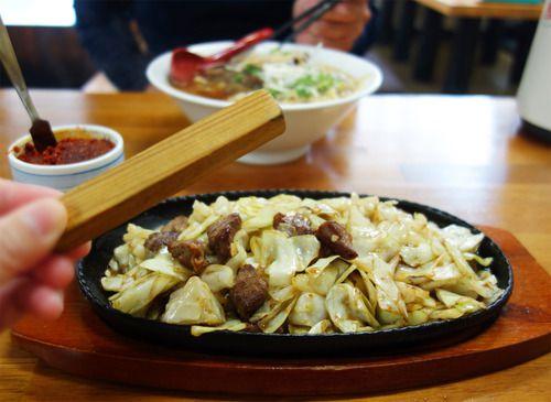 【福岡】福岡ケンミンが好きな鉄板焼肉&牛スジラーメン♪@美野島亭