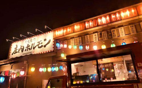 【焼肉ビアガーデンラスト営業】